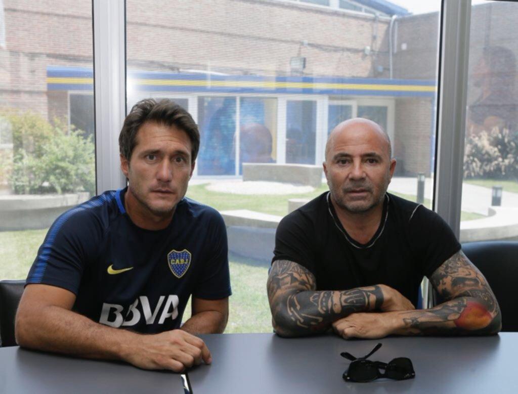 Tras la gira por Europa, Jorge Sampaoli visitará jugadores del medio local
