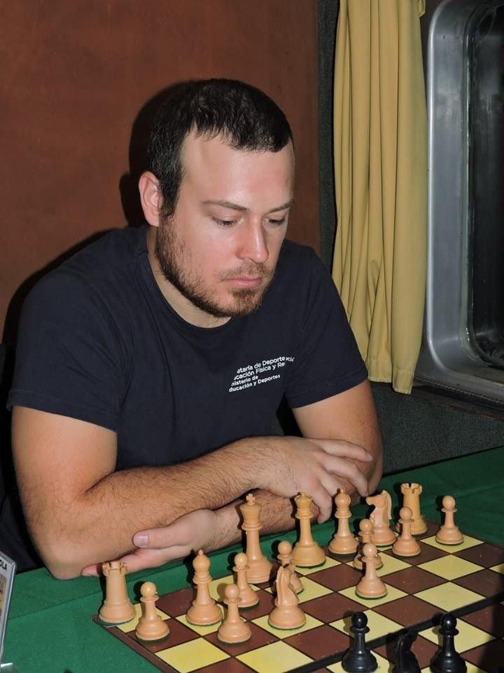 Marcos Pirola es el nuevo líder del ranking de partidas rápidas