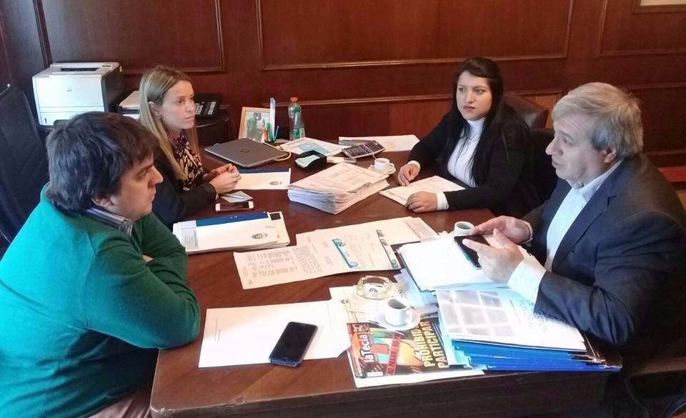 aleuy firm convenio con el ministerio del interior sobre
