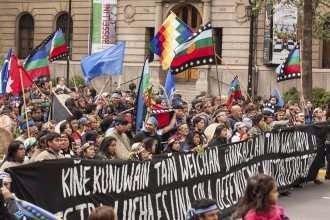 Resultado de imagen para mapuches radicales
