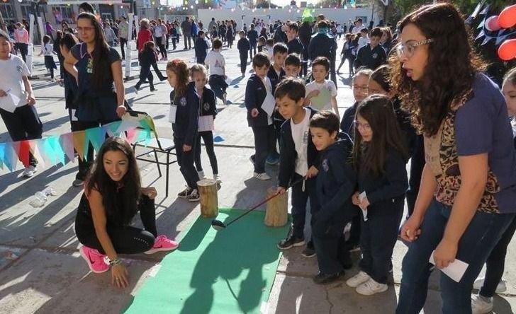 Jornada De Juegos Para Despedir El Mes De Don Bosco En El Colegio
