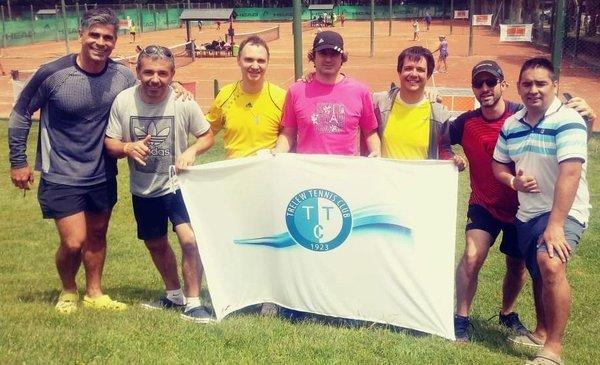 Los Senior del Valle jugaron en Pinamar - Diario EL CHUBUT