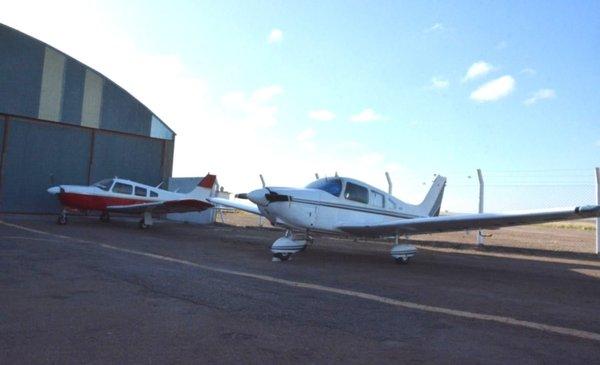 Cumple 75 años el Aeroclub Puerto Madryn - Diario EL CHUBUT