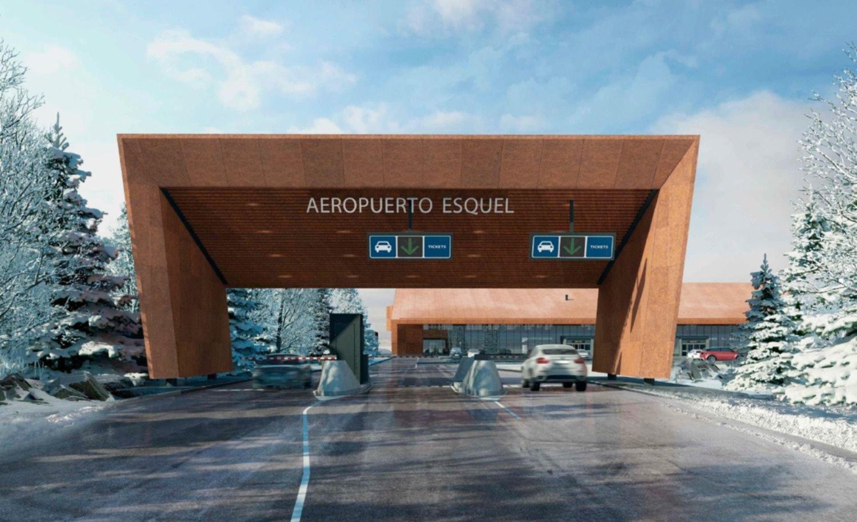 Resultado de imagen para renovar el Aeropuerto de Esquel